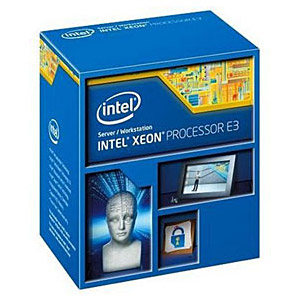 Intel Xeon E3 1230V3 (Up to 3.7Ghz/ 8Mb cache)