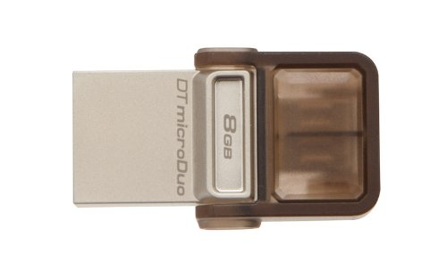 USB Kingston MicroDuo DTDuo 8Gb USB2.0