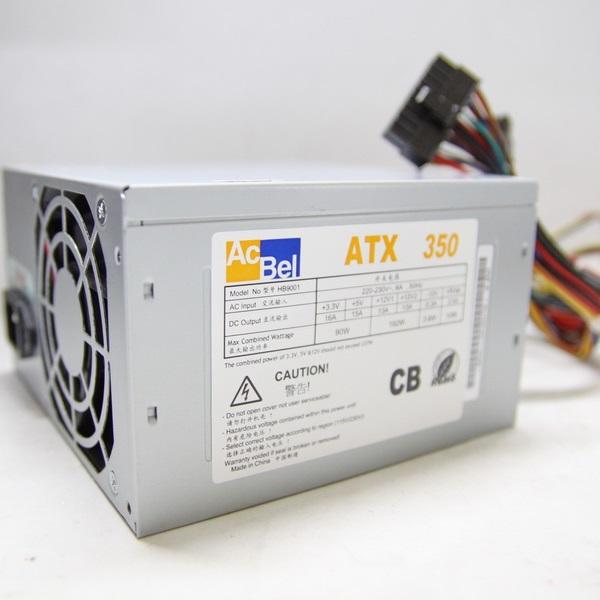 Nguồn PC Acbel ATX HK350 350W