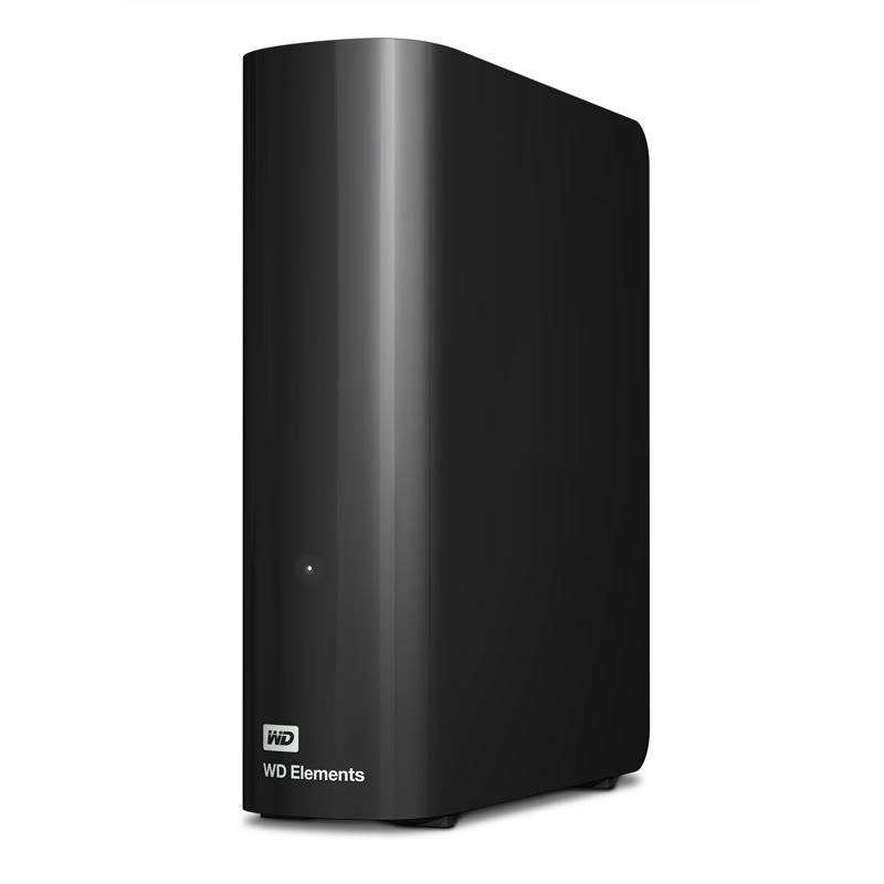 Ổ cứng di động Western Digital Element 2Tb 3.5Inch USB3.0