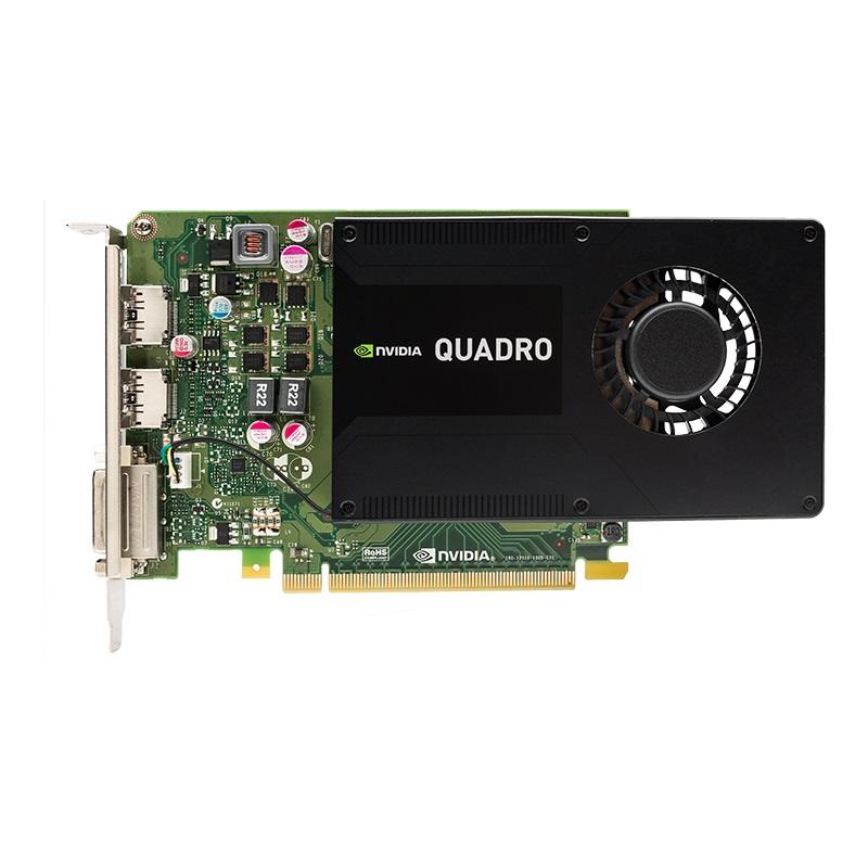 VGA CARD LEADTEK NVIDIA QUADRO K2200 4GB DDR5 128BIT