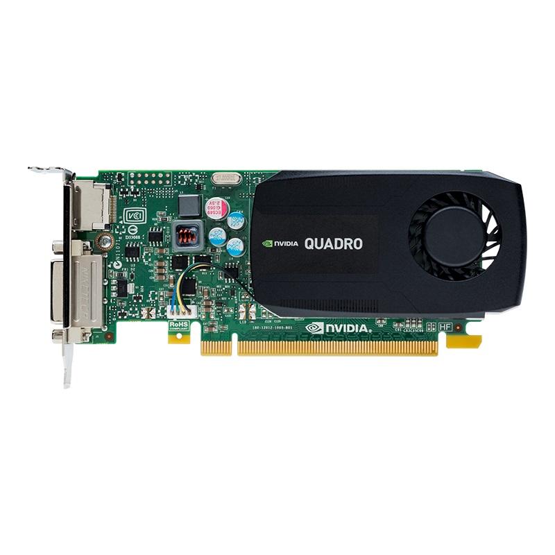 VGA Quadro K420 Nvidia 1GB DDR3 128bit