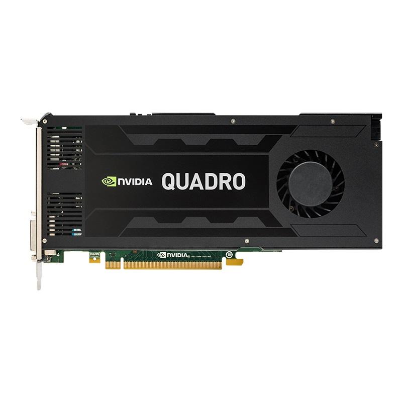 VGA CARD LEADTEK NVIDIA QUADRO K4200 4GB DDR5 256 BIT