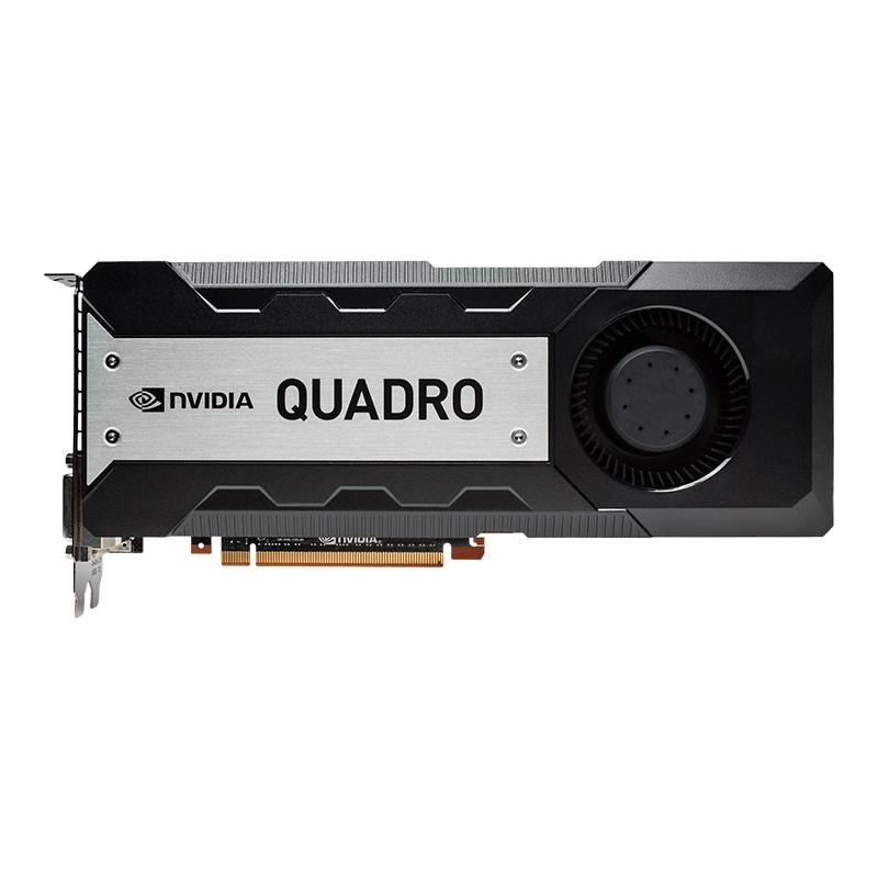 VGA CARD LEADTEK NVIDIA QUADRO K6000 12GB DDR5 384BIT PCI EX 16X 3 0