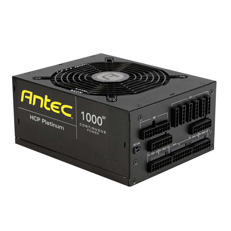 Nguồn PC Antec HCP 1000 1000W 80 Plus Titanium
