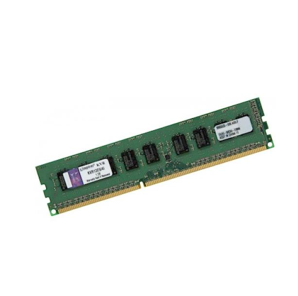 RAM Server Kingston 4Gb DDR3 1600 ECC KVR16E11S8/4EF
