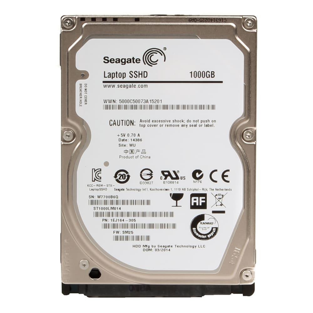 Kết quả hình ảnh cho Hdd laptop Seagate 1Tb 5400 chính hãng