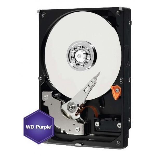 Ổ cứng HDD Western Purple 3Tb SATA3 5400rpm