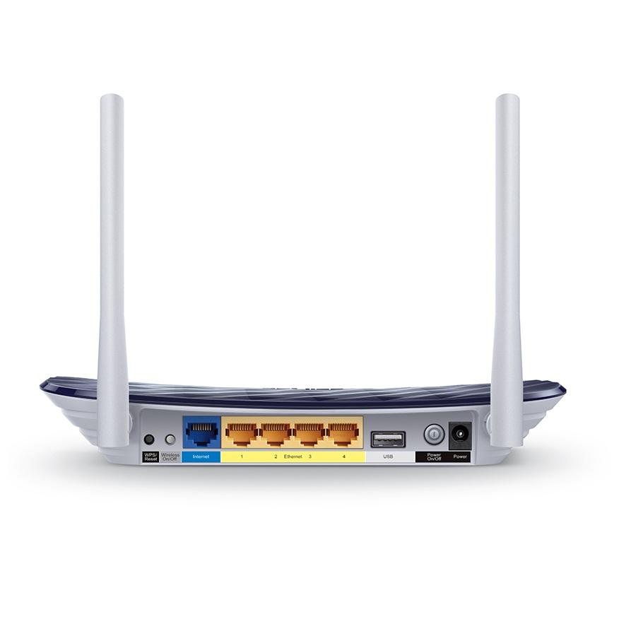 Bộ phát wifi TP-Link Archer C20 AC750Mbps