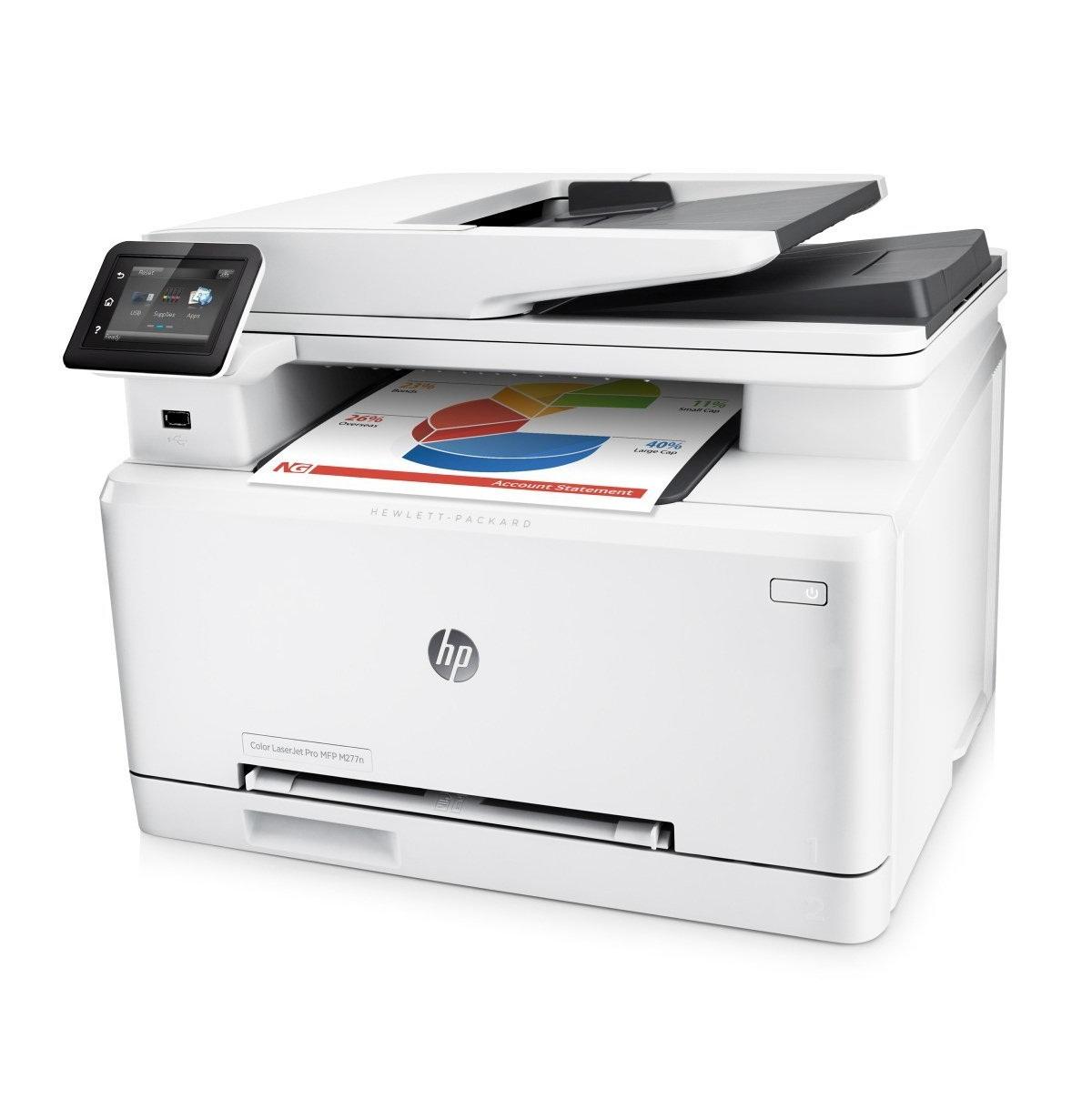 Máy in laser màu HP Pro 200 M277N-B3Q10A (in/scan/copy/fax)