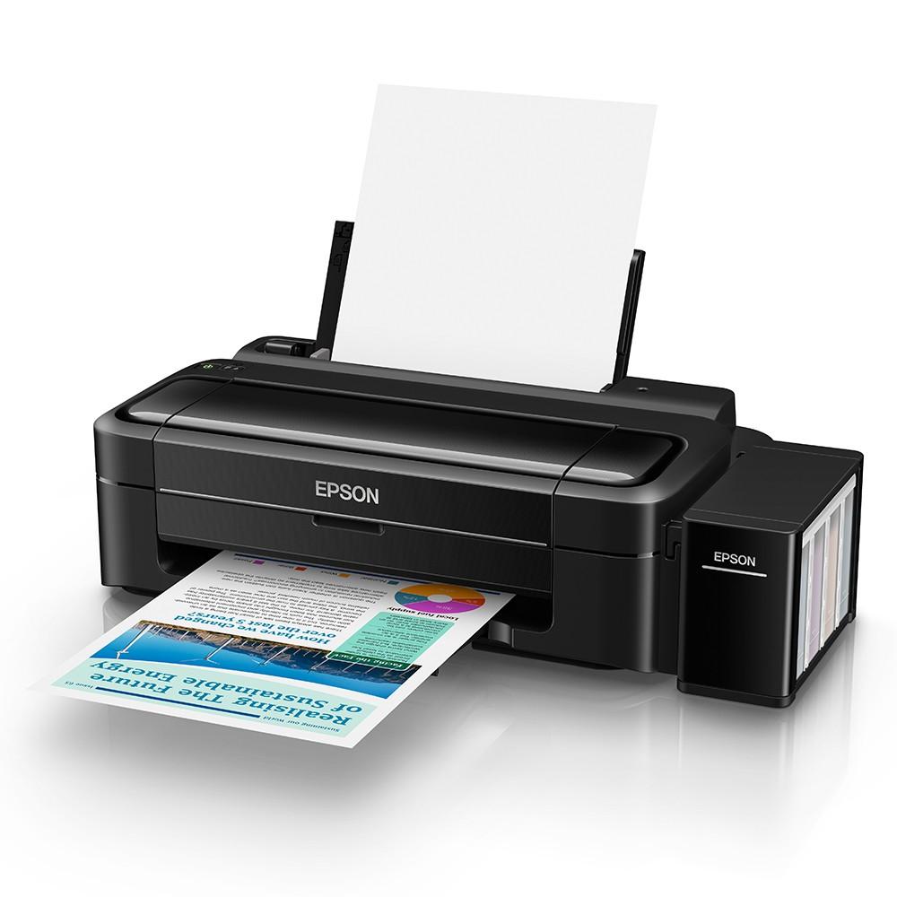 Epson L310 cho chất lượng bản in sắc nét