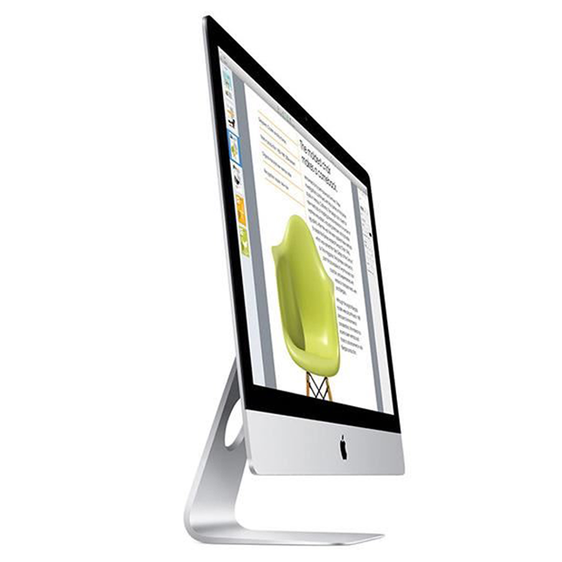 may tinh All in one Apple iMac MK442ZP/A