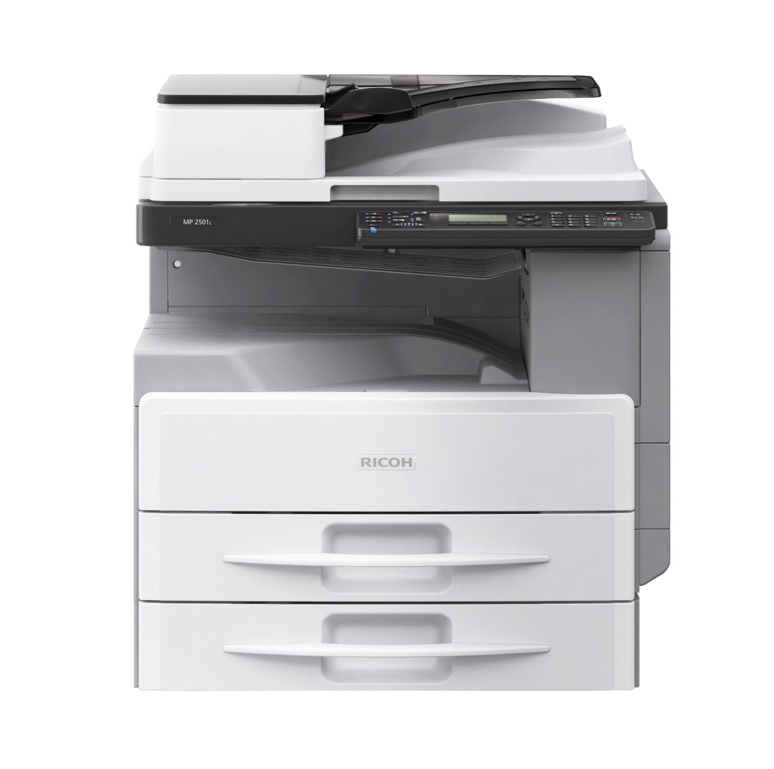 Máy photocopy Ricoh MP2501L (Copy/ Print/ Scan/DADF/ Duplex)