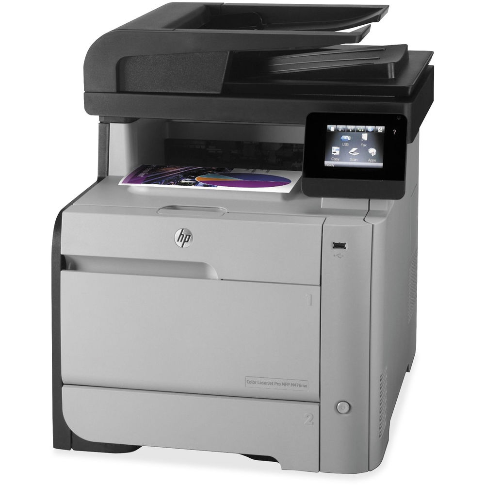 HP Pro MFP M476nw-CF385A