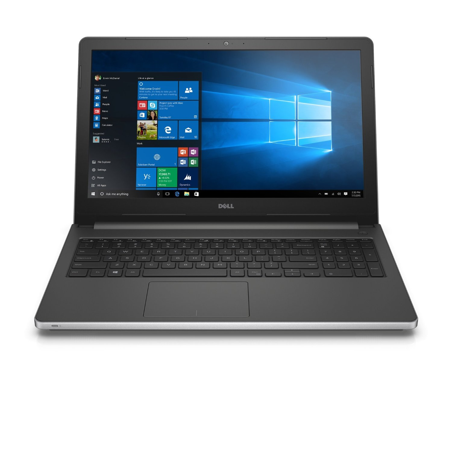 laptop Dell Inspiron 5559A - P51F001