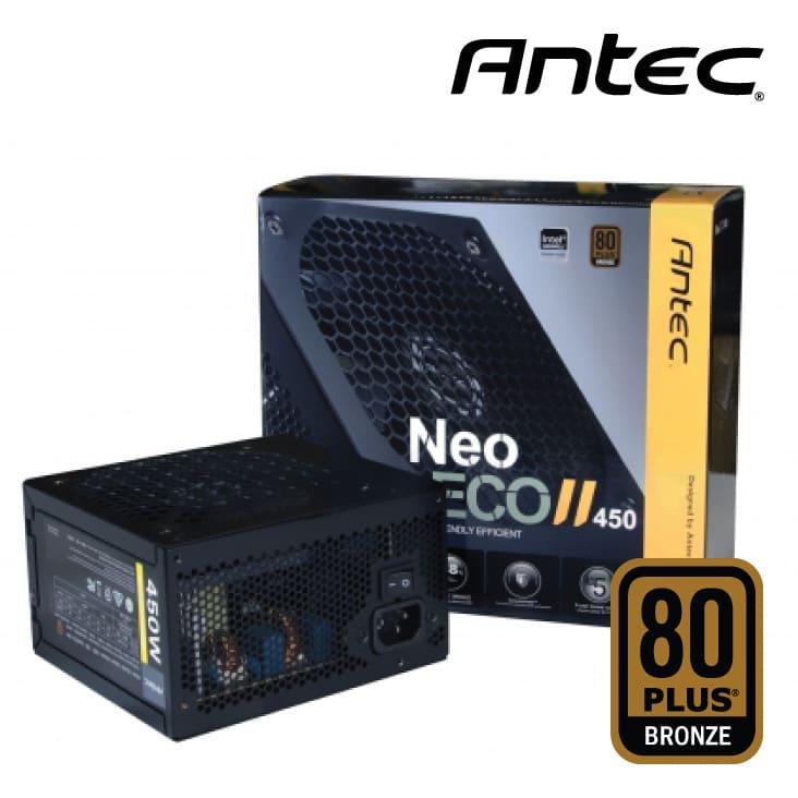 Nguồn PC Antec ATX Neo ECO II 450 450W