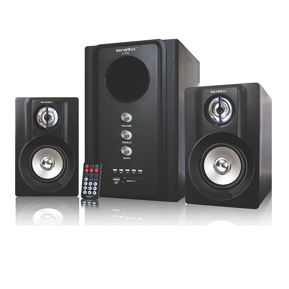 Loa Soundmax 2.1 A980