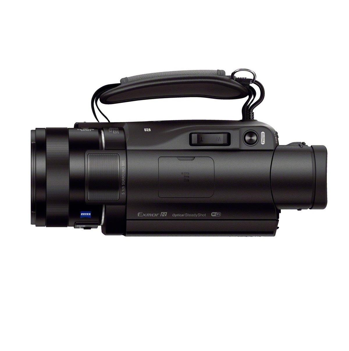Máy quay KTS Sony Handycam 4K FDR AX40 64Gb - Black