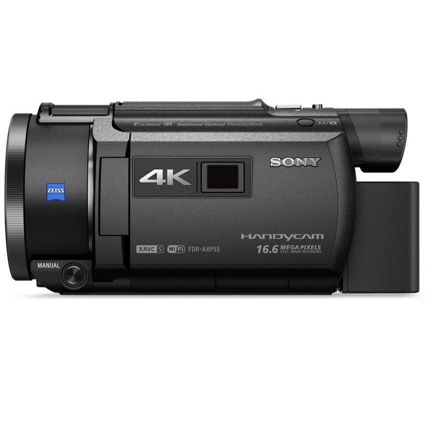 Sony Handycam 4K FDR AXP55-Đen