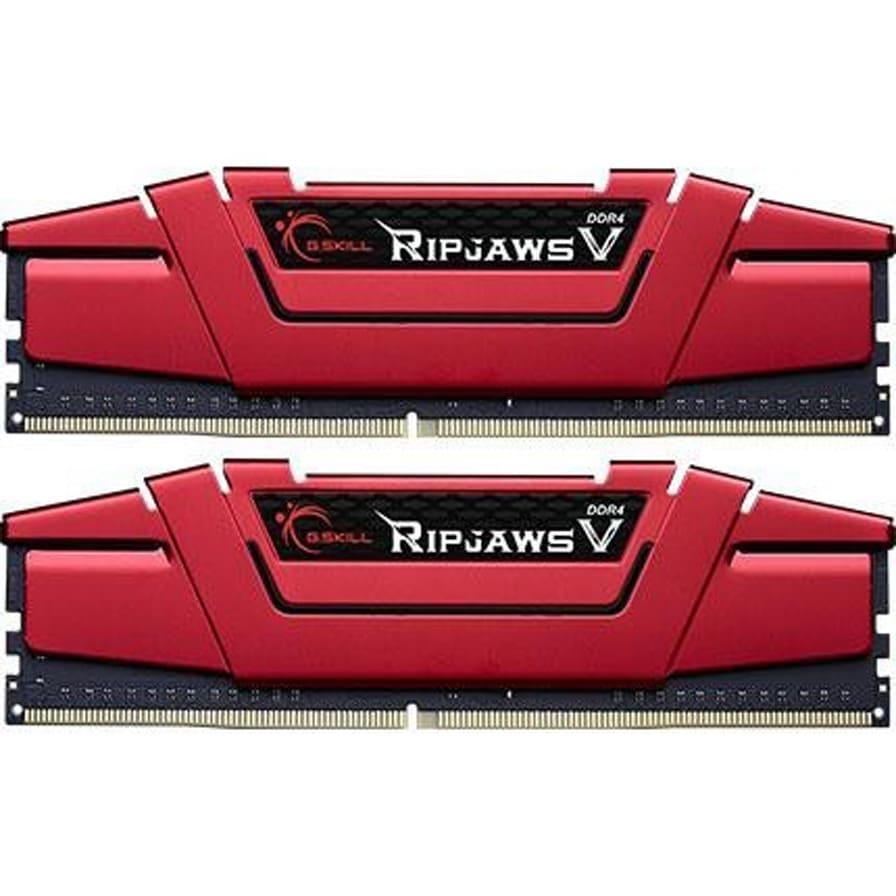 Bộ nhớ trong (kit) GSKILL Ripjaws V DDR4 2x8Gb 3200 (GVR)
