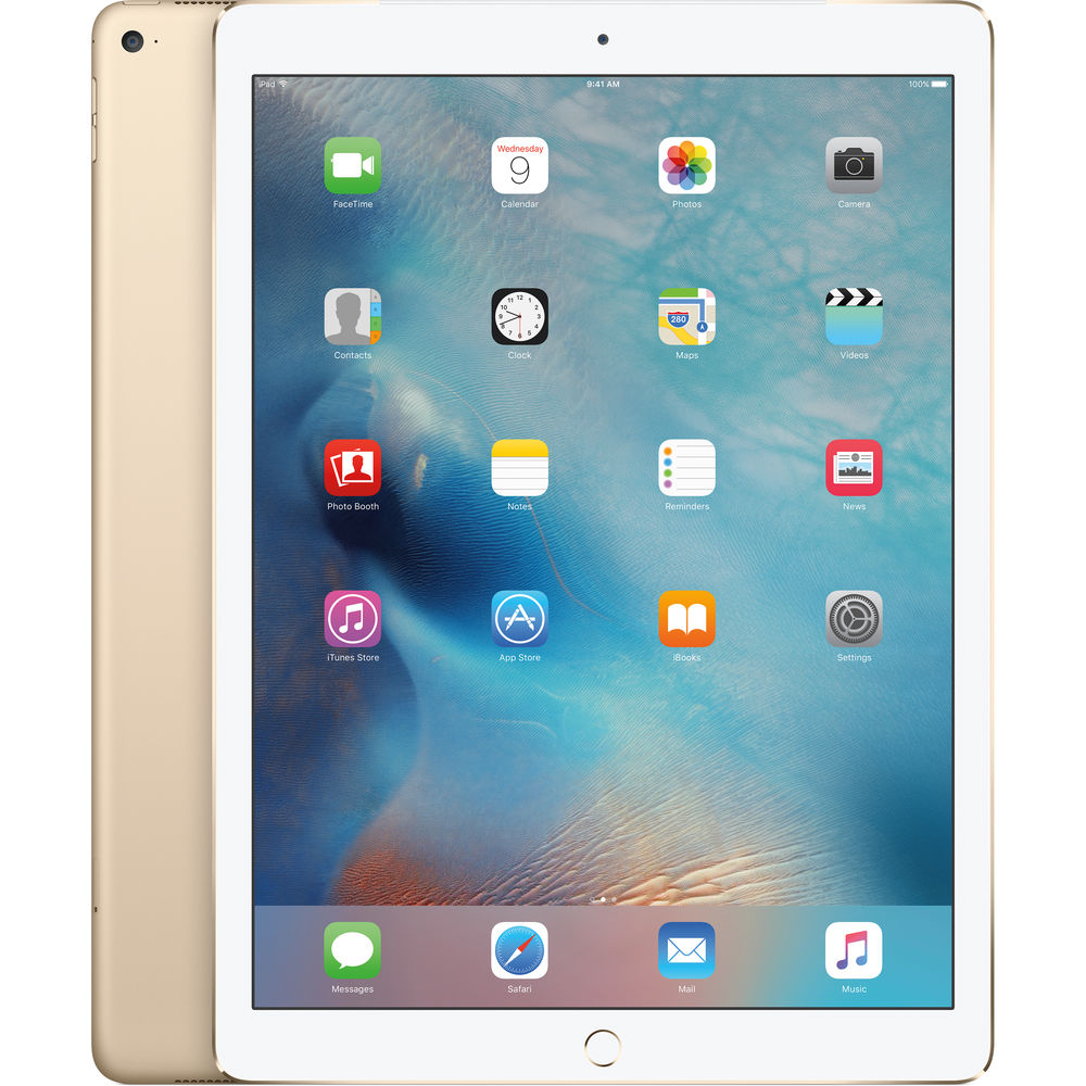 Apple iPad Pro Cellular (Gold)- 32Gb/ 9.7Inch/ 4G