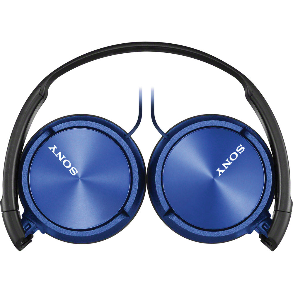Tai nghe Sony MDR ZX310AP (Xanh)