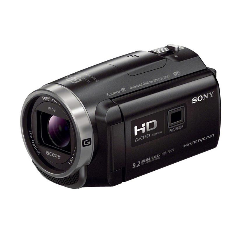 Máy quay KTS Sony Handycam HDR-PJ675
