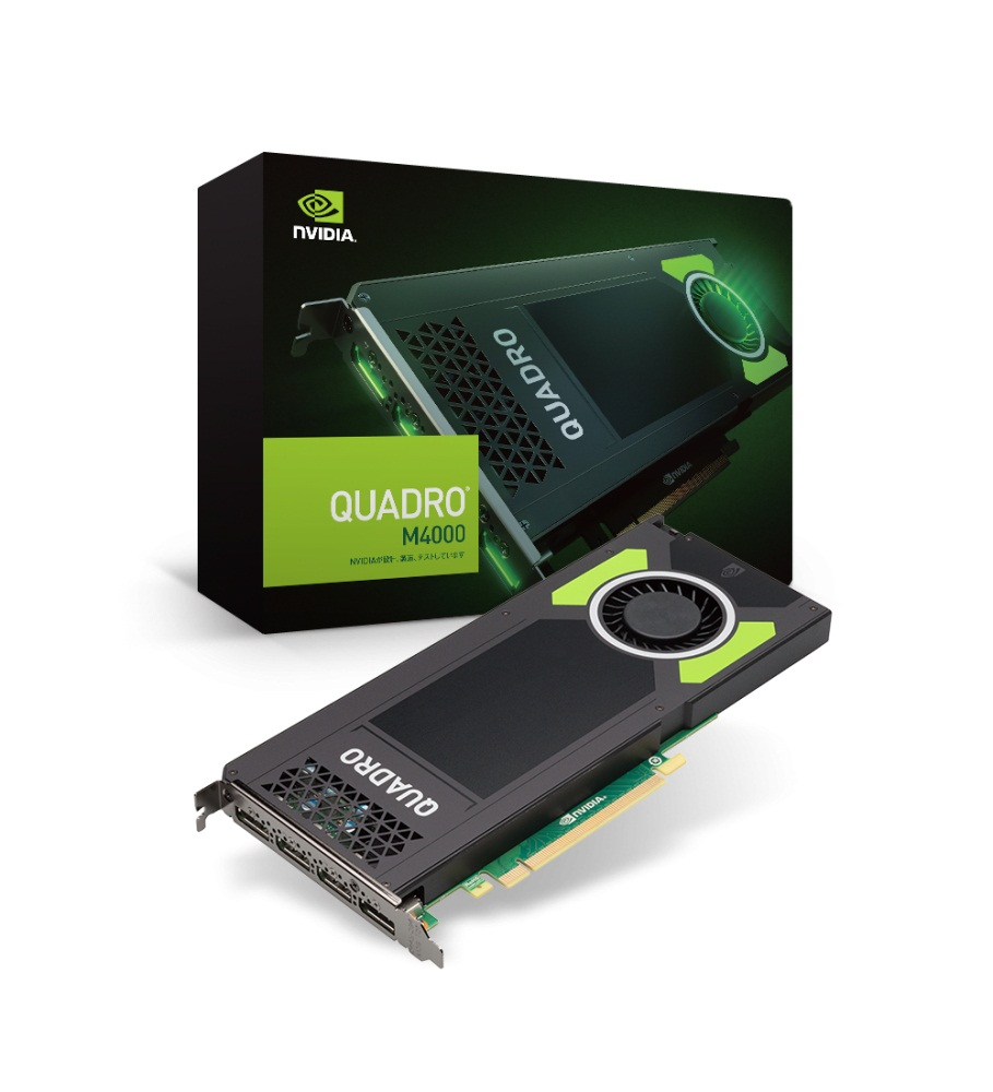 VGA nVidia Quadro M4000 8GB GDDR5 256 bit