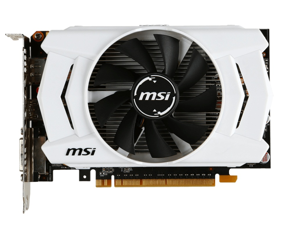 MSI GTX 950 2GD5 OCV2 (NVIDIA Geforce/ 2Gb/ DDR5/ 128Bit)