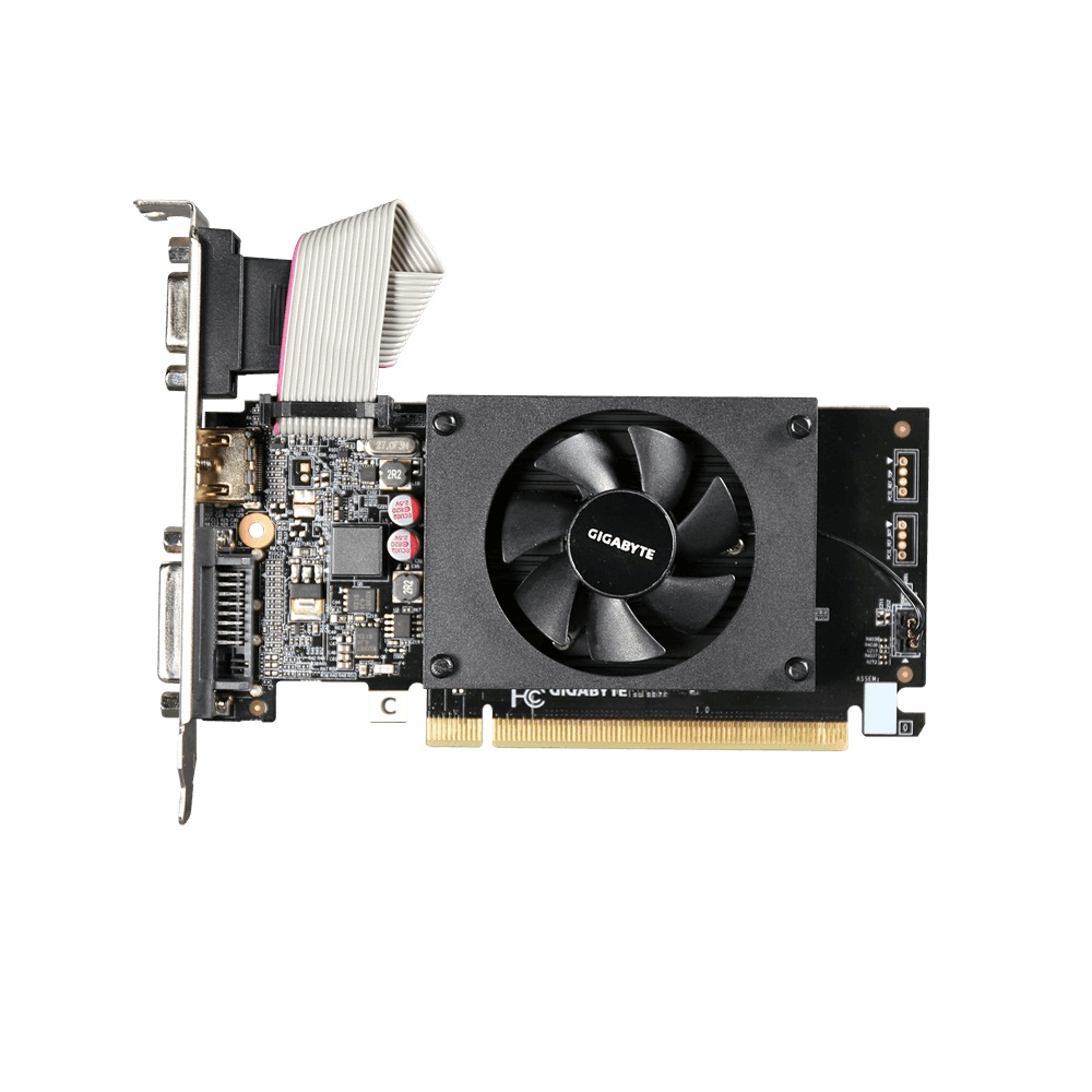 Gigabyte N710D3-1GL (Geforce 710/ 1Gb/ DDR3/ 64Bit)