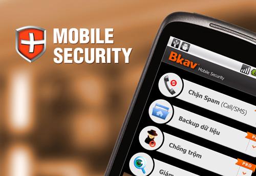 PM diệt virut BKAV Mobile security_002
