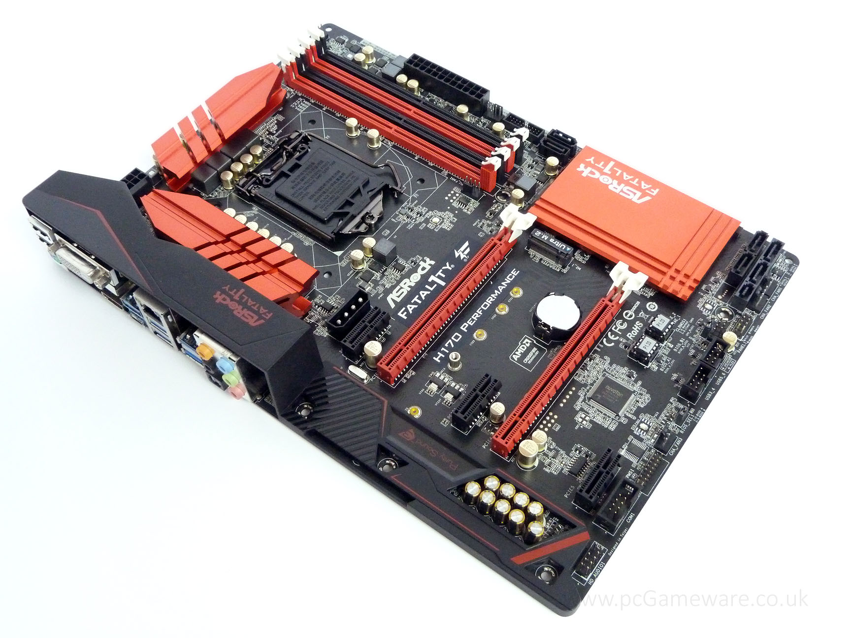 Asrock H170 Performance (Chipset Intel H170/ Socket LGA1151/ VGA onboard)