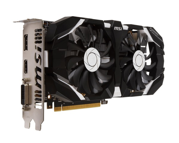VGA MSI GTX 1060 3GT OC (NVIDIA Geforce/ 3Gb/ DDR5/ 192Bit)