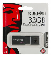 Thẻ nhớ USB Kingston DT100G3 32Gb