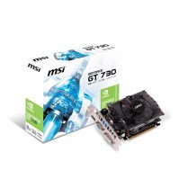 MSI N730-2GD3 (Geforce GT730/ 2Gb/ DDR3/ 128Bit)