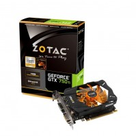 Zotac GTX750TI-1GD5 (Geforce GTX750 Ti/ 1Gb/ DDR5/ 128Bit)
