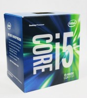 Intel Core i5 6600 (Up to 3.9Ghz/ 6Mb cache)