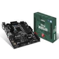 MSI B150M MORTAR (Chipset Intel B150/ Socket LGA1151/ VGA onboard)