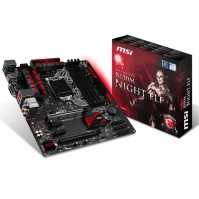 MSI B150M NIGHT ELF (Chipset Intel B150/ Socket LGA1151/ VGA onboard)