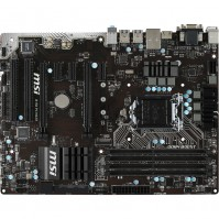 MSI B150 PC MATE (Chipset Intel B150/ Socket LGA1151/ VGA onboard)