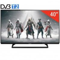 "TIVI LED PANASONIC 40"" 40C400V FULL HD, DVB-T2"