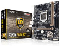 Main Gigabyte X150M-PLUS WS (Chipset Intel C232/ Socket LGA1151/ Không)