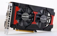 Inno3D GTX750TI OC-2GD5 Twin Fan (Geforce GTX750 Ti/ 2Gb/ DDR5/ 128Bit)