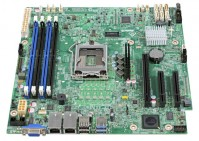 Intel DBS1200SPS (Chipset Intel C232/ Socket LGA1151/ VGA onboard)