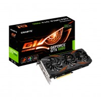 VGA Gigabyte GTX1080G1 Gaming 8GD (NVIDIA Geforce/ 8Gb/ DDR5X/ 256Bit)