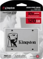 Ổ SSD Kingston UV400S37 120Gb SATA3 (đọc: 550MB/s /ghi: 350MB/s)