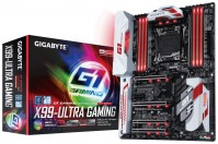 Gigabyte X99-Ultra Gaming (Chipset Intel X99/ Socket LGA2011-3/ VGA onboard)