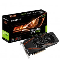 VGA Gigabyte GTX1060G1 Gaming 6GD (NVIDIA Geforce/ 6Gb/ DDR5/ 192Bit)