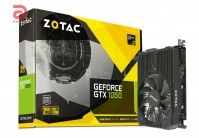 Zotac GTX1050 Mini-2GD5 (NVIDIA Geforce/ 2Gb/ DDR5/ 128Bit)