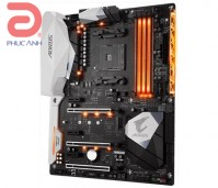 Main Gigabyte AX370-Gaming 5 (Chipset AMD X370/ Socket AM4/ VGA onboard)